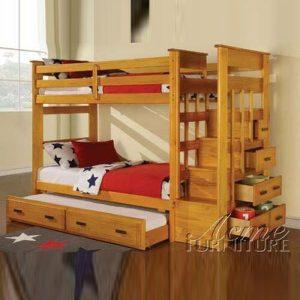 Mẫu giường tầng lớn phong cách hiện đại GHT-908
