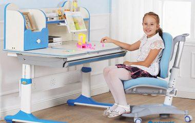 Xin chào bạn, hiện nay có rất nhiều loại bàn học khác nhau cho bé nên ngay cả những phòng ngủ có diện tích khiêm tốn cũng có thể dễ dàng tìm được loại phù hợp. Vì vậy nếu bé chưa có bàn học thì bạn hãy tìm mua 1 chiếc bàn học cho trẻ […]