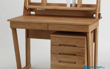 Xin chào bạn, tại nội thất Go Home có hơn 100 mẫu bàn học gỗ tự nhiên/ công nghiệp có kiểu dáng nhỏ gọn và rất đẹp nên bạn hãy tham khảo và tìm mua cho phòng bé 1 chiếc ban hoc doi tại đây nhé. Hiện nay có rất nhiều loại bàn học khác […]