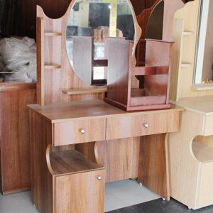 2 Mẫu bàn trang điểm giá rẻ gỗ công nghiệp GHT-440