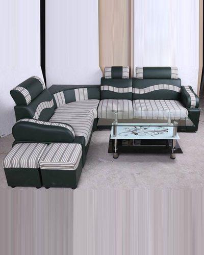 Ghế sofa góc L phòng khách hiện đại GHT-821