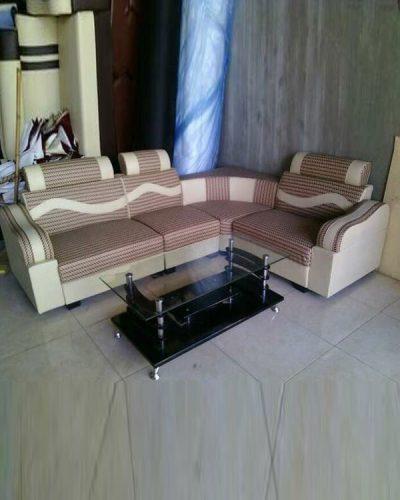 Ghế sofa góc L thiết kế theo phong cách hiện đại GHT-820