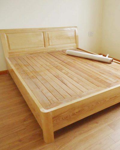 4 mẫu giường ngủ gỗ sồi giá Rẻ nhất chợ 2,8tr GHT-924