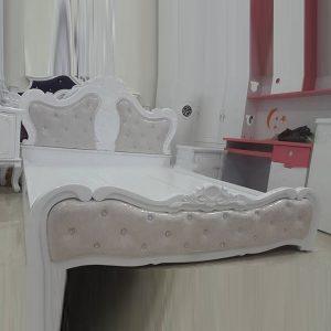 Giường ngủ đẹp phong cách Bắc Âu trang nhã GHT-913