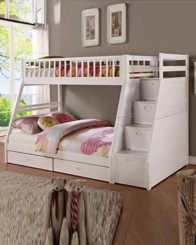 Giường tầng hiện đại dành cho bé yêu GHT-903