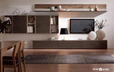 Phòng khách nhà bạn đã có kệ tivi chưa? Đừng lo lắng nếu phòng khách có diện tích nhỏ hoặc quá nhỏ để bài trí nội thất, kệ tivi bởi vì luôn có giải pháp thiết kế cho căn phòng nhỏ, như kệ tivi âm tường chẳng hạn! Vì vậy bạn hãy tìm kiếm trong […]
