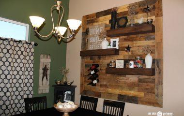 Chắc chắn rồi, nếu bạn muốn trang trí nội thất cho căn phòng của mình đẹp hơn thì đừng quên loại bỏ ngay những bức tường trống trải, hãy trang trí với kệ treo tường gỗ hoặc khung tranh ảnh nghệ thuật! Kệ trang trí treo tường làm từ gỗ công nghiệp được yêu thích […]