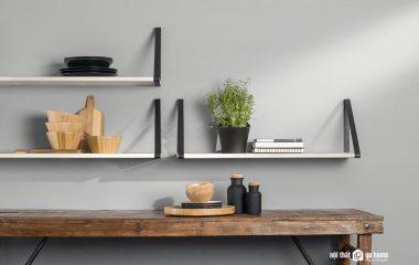 Kệ treo tường là đồ nội thất trang trí rất độc đáo cho nhà ở gia đình hoặc văn phòng, là giải pháp tốt cho những căn phòng có diện tích nhỏ vì nó còn dùng để lưu trữ đồ đạc nhỏ, hoặc sách vở. Vì vậy phòng của bạn nhỏ, hoặc bức tường còn […]