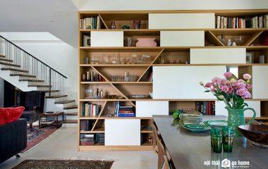 Hiện nay kệ sách không chỉ được dùng để đựng sách mà nó còn là đồ nội thất trang trí rất đẹp cho ngôi nhà và văn phòng, ngay cả khi chưa sử dụng tới. Kệ sách gỗ công nghiệp có rất nhiều kiểu dáng độc lạ, bắt mắt và thông minh cho phòng nhỏ, […]