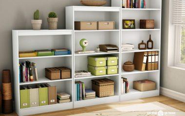 Kệ sách gỗ là đồ nội thất không thể thiếu trong thiết kế văn phòng và nhà ở, đặc biệt là phòng ngủ và phòng làm việc. Kệ sách không những giúp lưu trữ đồ đạc mà nó còn là đồ trang trí rất đẹp cho căn phòng. Vì vậy dù phòng ngủ, phòng làm […]