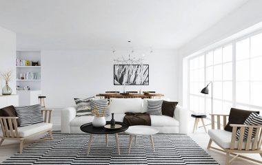 Đã từng có thời gian không gian nhà bếp từ sơn tường, nội thất đều màu trắng được nhiều gia đình ưa chuộng và trở thành xu hướng nội thất, chính là năm 2017. Như tên gọi của nó thì màu trắng trung tính có thể hài hoà với gần như tất cả các kiểu […]