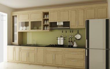 Tủ bếp gỗ tự nhiên luôn là loại tủ bếp được ưa chuộng nhất trên thị trường ngày nay.Tủ bếp gỗ tự nhiênmang lại sự ấm cúng cho không gian bếp, không những thế vẫn có độ bền cao và đảm bảo tính thẩm mỹ cho ngôi nhà. Tuy nhiên gỗ tự nhiên có đa […]