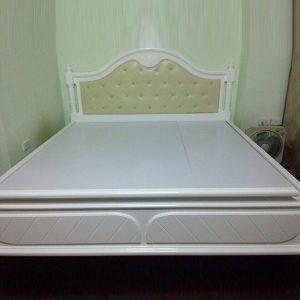 Mẫu giường ngủ phong cách Bắc Âu trang nhã GHT-915