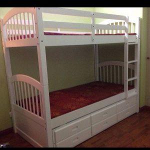 Mẫu giường tầng hiện đại dành cho phòng ngủ GHT-904