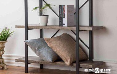 Trong trang trí nội thất thì các mẫu giá gỗ để sách làm từ gỗ thường được ưu tiên hơn cho nhà ở và văn phòng bởi vì nội thất gỗ luôn tạo cảm giác ấm cúng và thân thiện với không gian. Tuy nhiên sự kết hợp giữa kệ sách gỗ với chất liệu […]