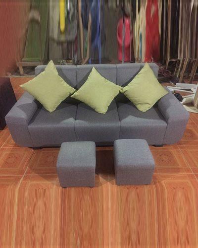 Mẫu sofa đẹp được thiết kế theo phong cách hiện đại GHT-818