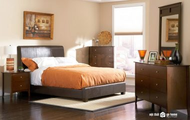 Xin chào bạn, giường ngủ là đồ nội thất gia đình không thể thiếu trong phòng ngủ. Nó còn mang ý nghĩa phong thuỷ rất lớn có thể ảnh hưởng tới sức khoẻ và tinh thần của chúng ta, vì vậy hãy xem nên đặt giường ngủ hướng nào để có sức khoẻ tốt nhất […]