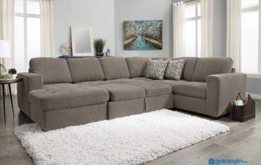 Bạn để ý những căn hộ siêu nhỏ hoặc nhà nghỉ trong những bộ phim ngắn tập thường có 1 chiếc ghế sofa kiêm giường ngủ cho diễn viên. Đó là ghế sofa giường, một loại ghế sofa đa năng cho những căn hộ nhỏ như vậy! Do đó nếu phòng khách kiêm phòng ngủ, […]