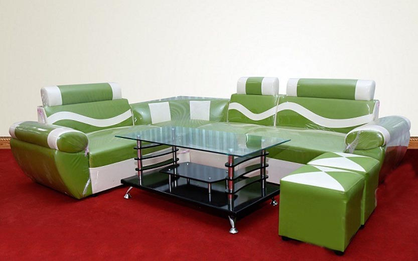 Sofa da giá cực rẻ cho phòng khách gia đình
