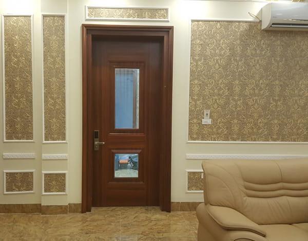Thế giới cửa thép Koffmann cập nhật 1 số mẫu cửa thép vân gỗ mới