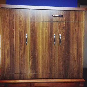 Tủ đựng giày gỗ MDF phong cách hiện đại GHT-521