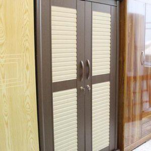 Tủ quần áo gỗ công nghiệp dán simily GHT-505