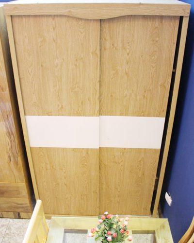 Tủ quần áo gỗ cánh trượt gỗ công nghiệp GHT-516