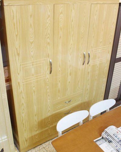 Tủ quần áo đẹp thiết kế hiện đại GHT-543