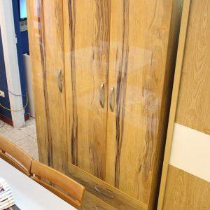 Tủ quần áo gỗ công nghiệp 3 khoang cánh mở GHT-510