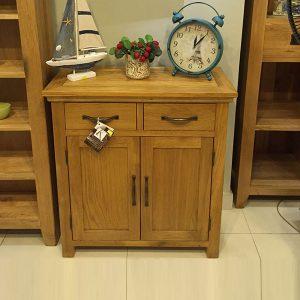 Tủ trang trí trong nhà mang phong cách trang nhã, lịch lãm GHT-540