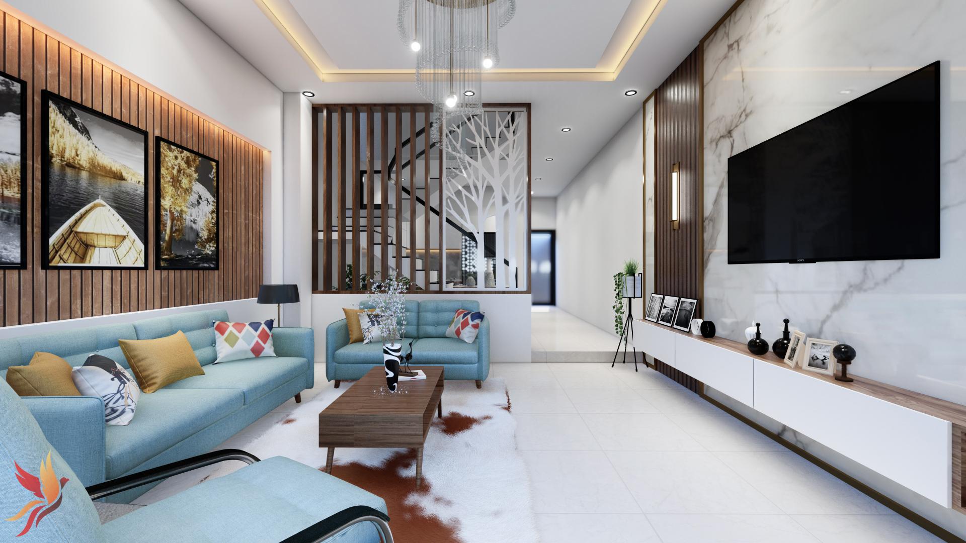 Kích thước sofa phòng khách thế nào là phù hợp?