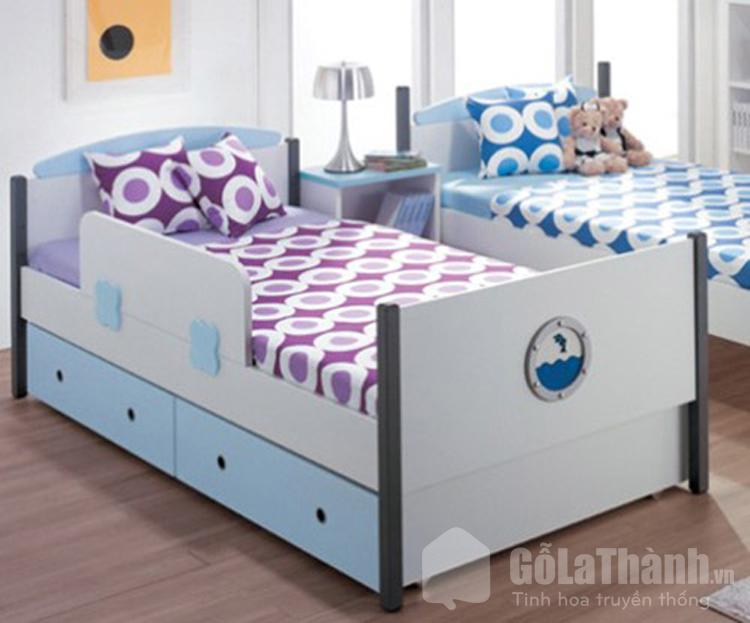 giường nhựa đơn