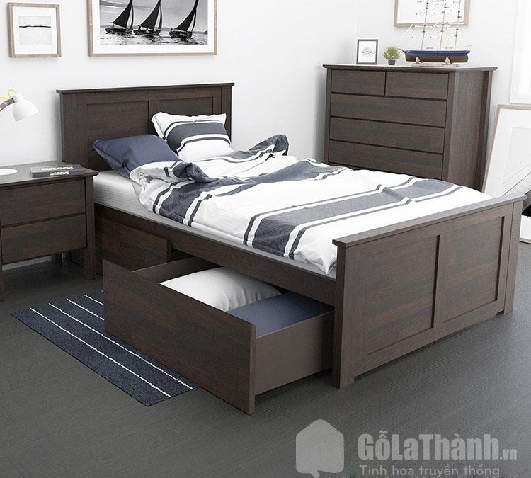 giường hộp 1m2