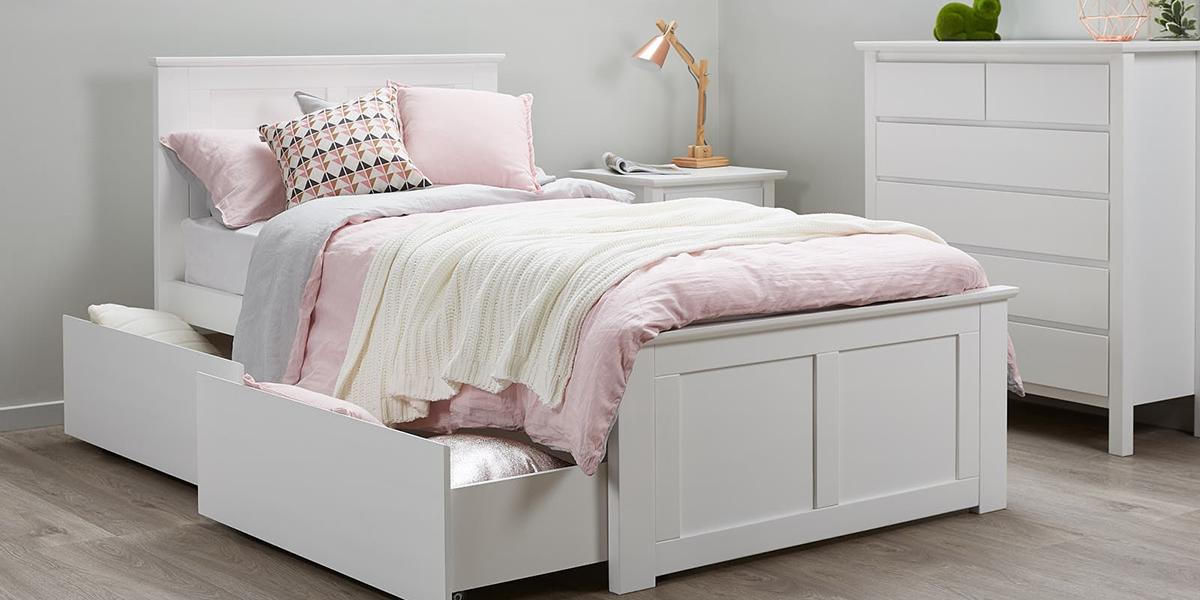 Tuyển chọn 5 mẫu giường ngủ cho phòng nhỏ thêm xinh