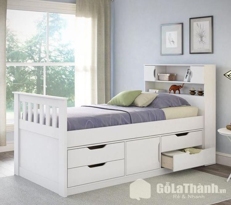 giường hộc kéo 2 tầng