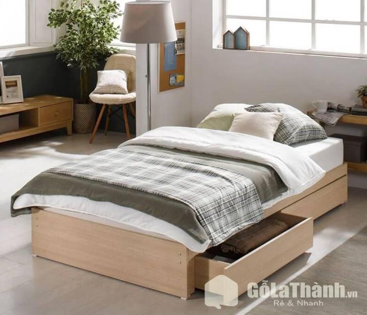 giường hộc kéo đơn