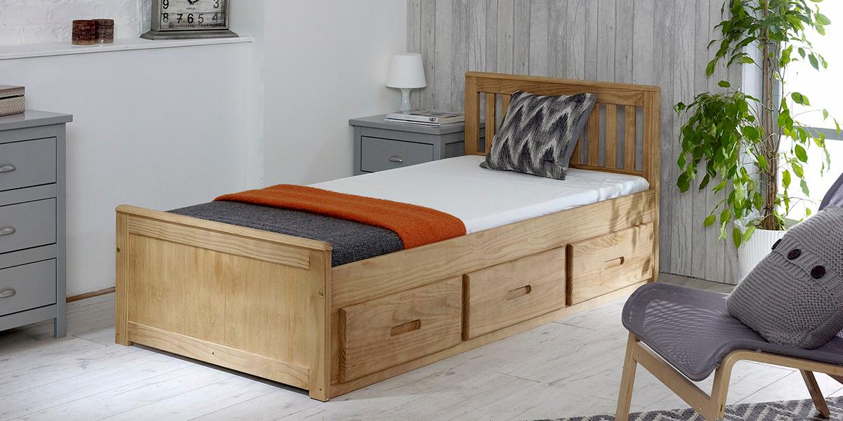 Kích thước giường ngủ cá nhân bao nhiêu là phù hợp nhất?