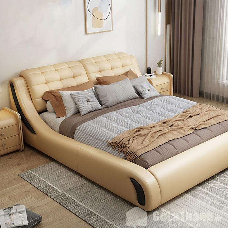 giường ngủ cao cấp nhập khẩu