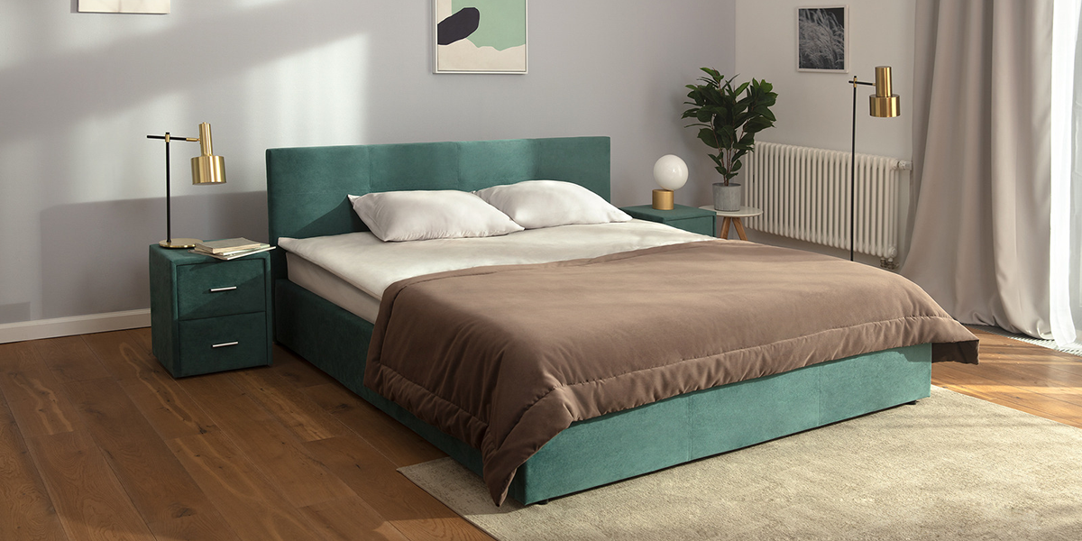 Cùng ngắm 6 mẫu giường ngủ chung cư đẹp và phù hợp nhất