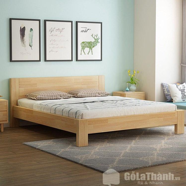 giường ngủ chung cư