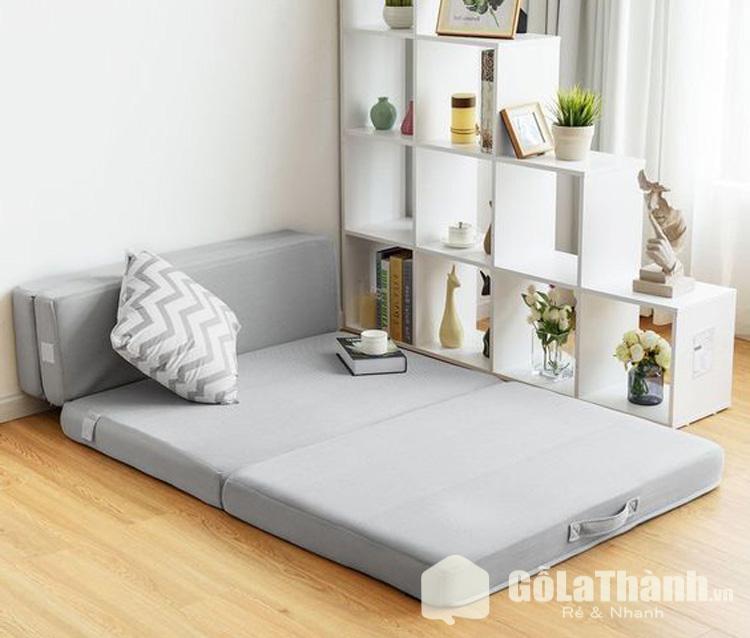 giường ngủ gấp bằng đệm