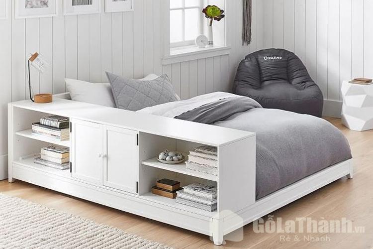 giường ngủ thiết kế ngăn kéo độc đáo