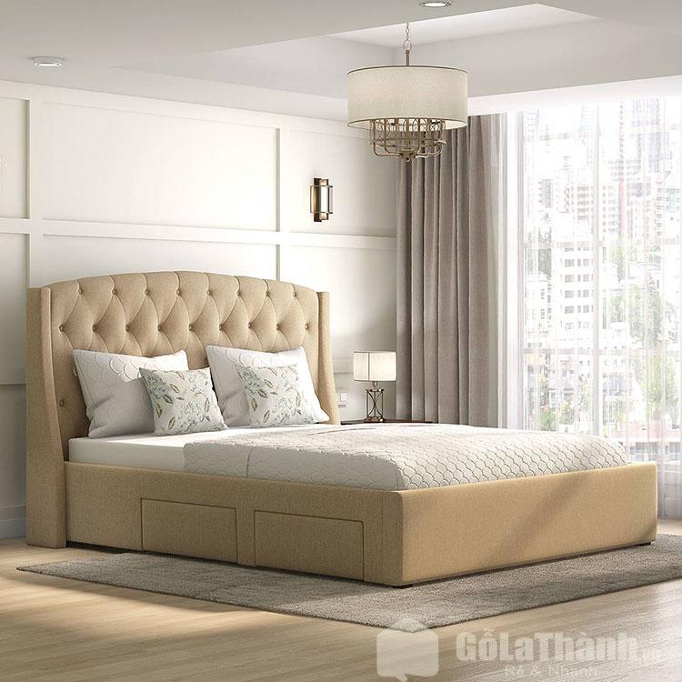 giường ngủ nhập khẩu