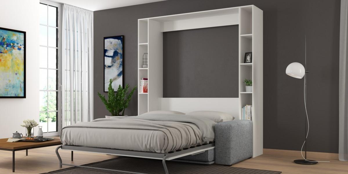 Giường ngủ tiết kiệm diện tích nên chọn loại nào tốt?