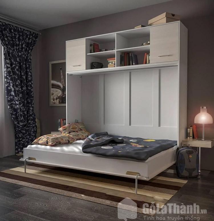 giường ngủ tiết kiệm diện tích