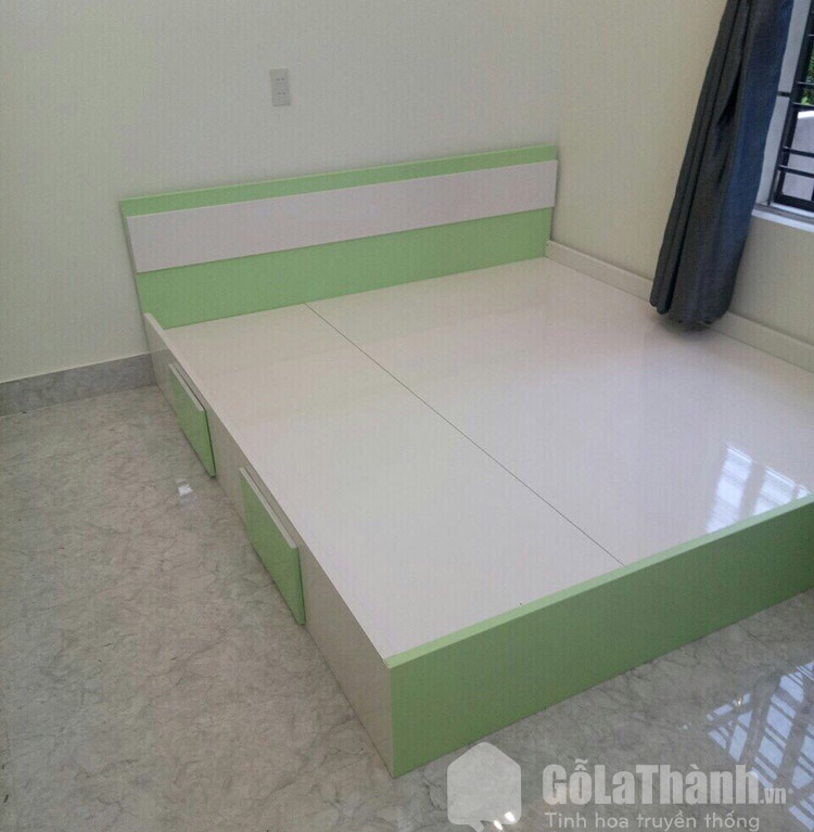 giường nhựa đẹp