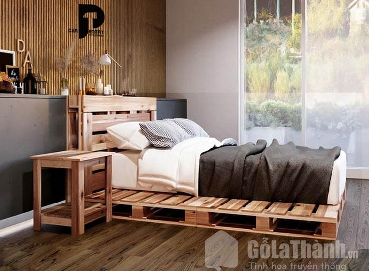 giường pallet 1m2