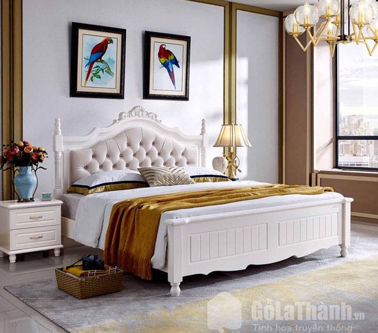 giường tân cổ