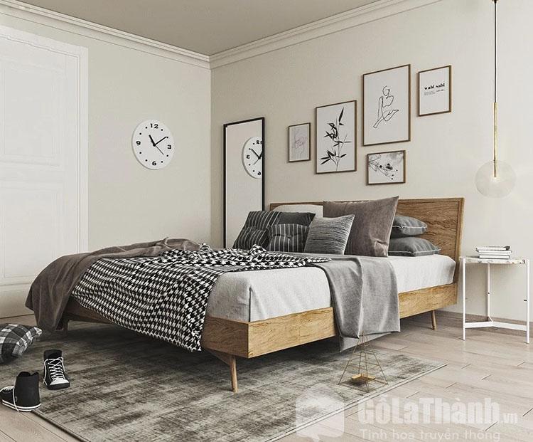 đặt giường theo phong thủy