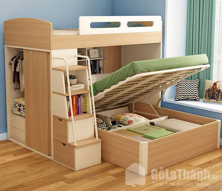 thiết kế thông minh tích hợp nội thất